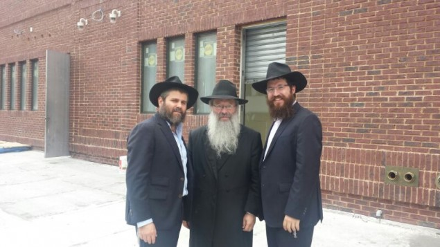 Rabbi Moshe Chaim Levin